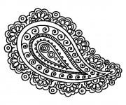 Coloriage et dessins gratuit Relaxant Zen à imprimer