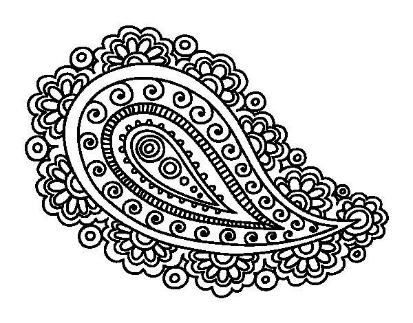 Coloriage et dessins gratuits Relaxant Zen à imprimer