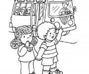 Coloriage dessin  Maternelle 8