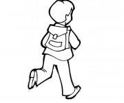 Coloriage et dessins gratuit Maternelle rentrée à imprimer