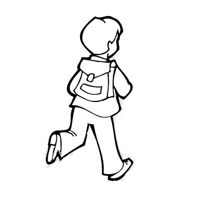 Coloriage et dessins gratuits Maternelle rentrée à imprimer