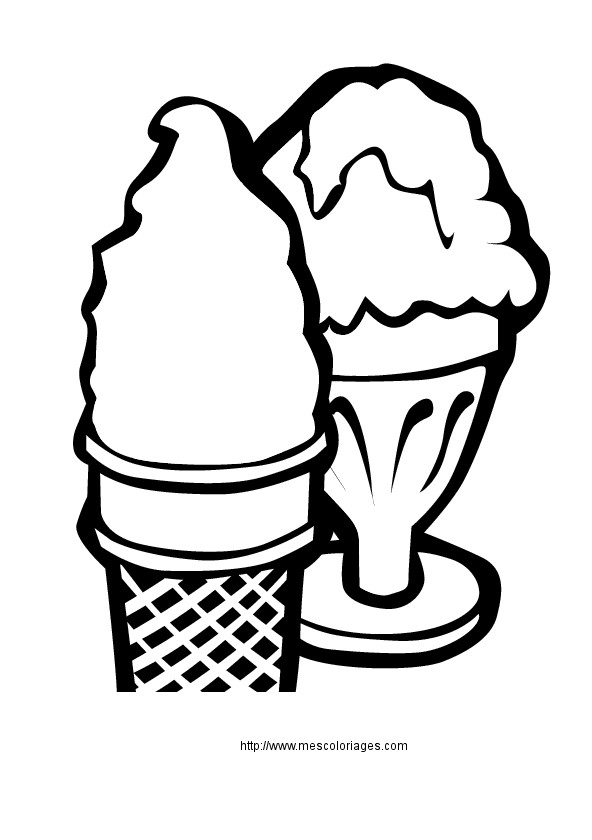 Coloriage et dessins gratuits Repas en ligne à imprimer