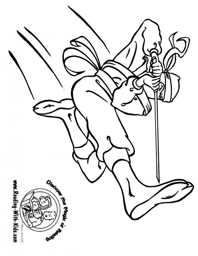 Coloriage et dessins gratuits Samourai et Ninja à imprimer