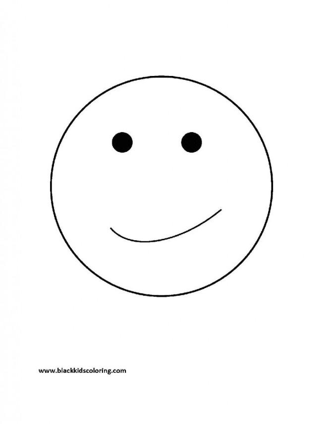 Coloriage Emoji Barbant Dessin Gratuit A Imprimer