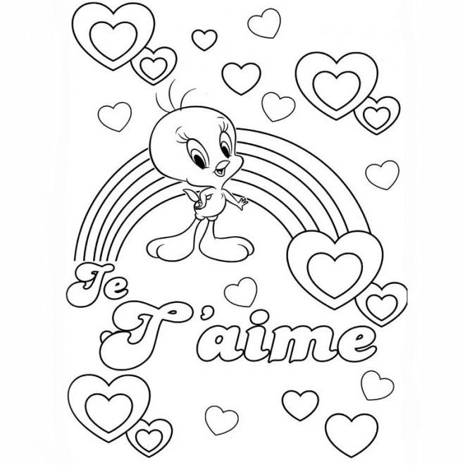 Coloriage Amour Disney Dessin Gratuit A Imprimer