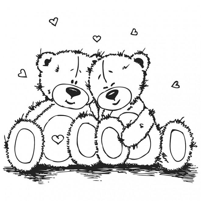 Coloriage amour pour enfant dessin gratuit imprimer - Dessin d amour ...