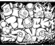Coloriage dessin  Tag Love 2