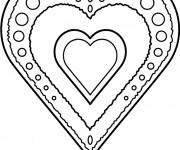 Coloriage Tag Love à télécharger