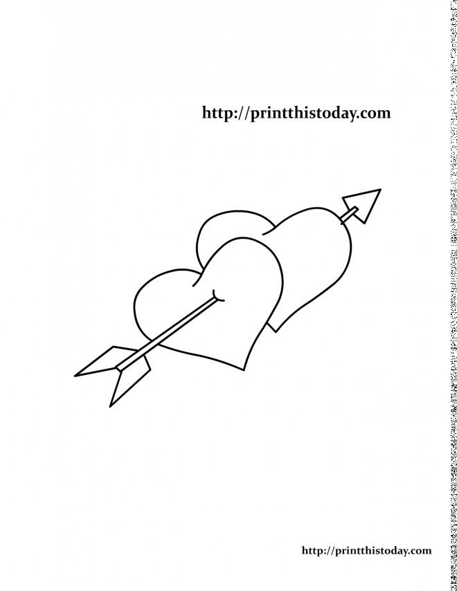 Coloriage et dessins gratuits Tag Love sur ordinateur à imprimer