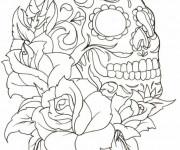 Coloriage Tatouage en téléchargement