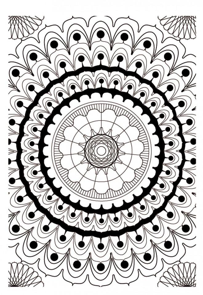 Coloriage et dessins gratuits Thérapeutique vecteur à imprimer
