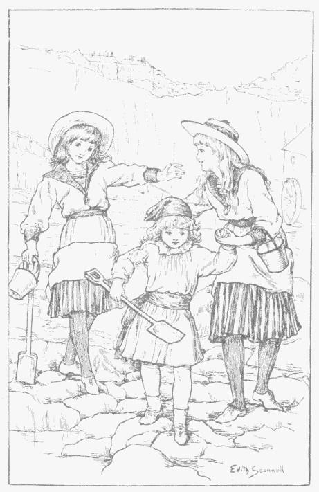Coloriage et dessins gratuits Vintage La Neige à imprimer