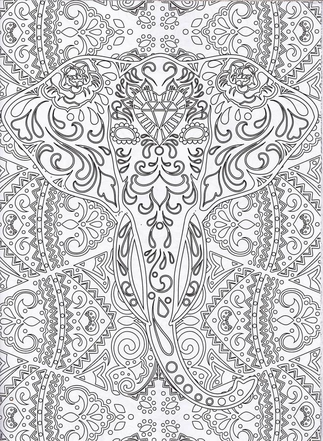 Coloriage et dessins gratuits Zen en couleur à imprimer