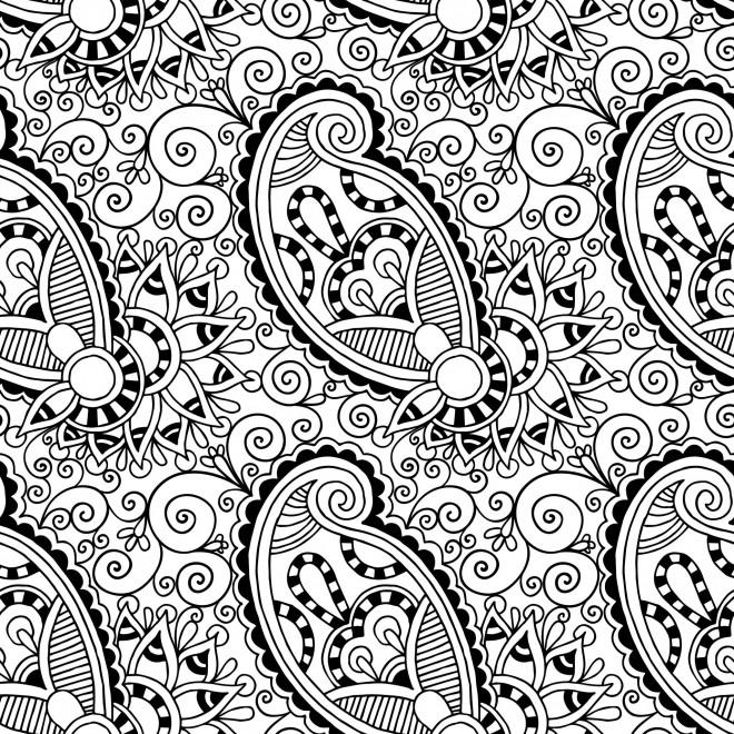 Coloriage et dessins gratuits Zen magique à imprimer