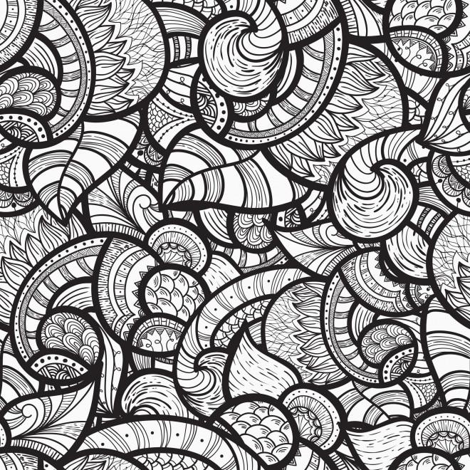 Coloriage et dessins gratuits Zen vectoriel à télécharger à imprimer