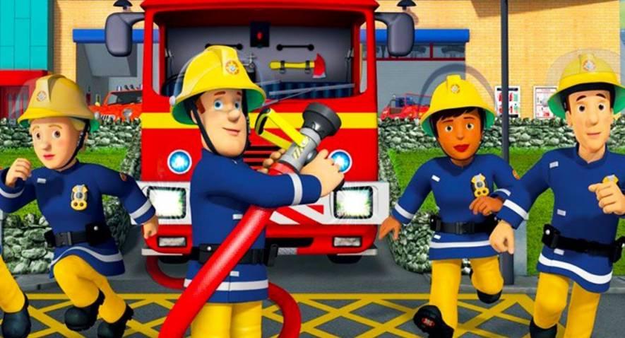 Berceuse Au feu, les pompiers