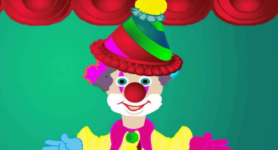 Comptine Le clown TITI