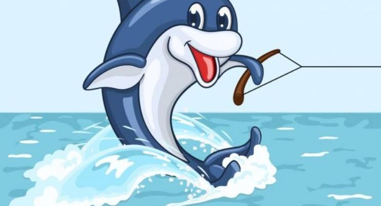 Comptine le gentil dauphin triste