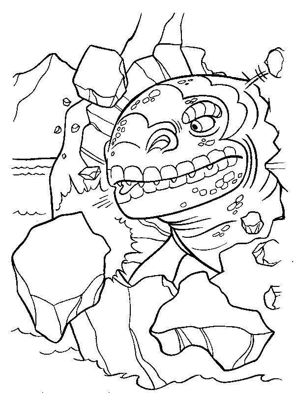 Coloriage et dessins gratuits Age de Glace 33 à imprimer