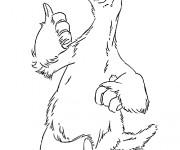 Coloriage et dessins gratuit Age de Glace 4 à imprimer