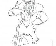 Coloriage et dessins gratuit Gutt: Age de Glace à imprimer