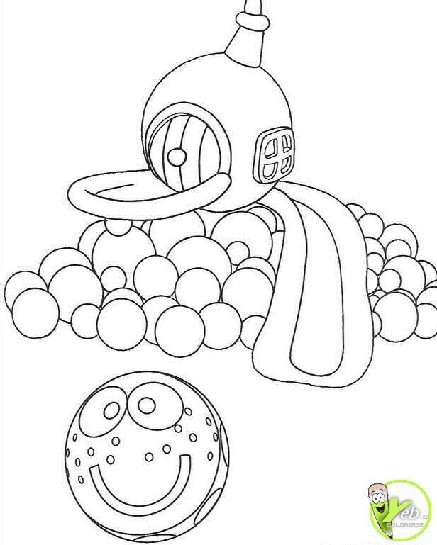 Coloriage et dessins gratuits Andy Pandy 16 à imprimer