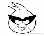 Coloriage Angry Birds 3
