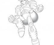 Coloriage et dessins gratuit Astro boy robot à imprimer