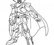 Coloriage Astroboy : Robot