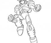 Coloriage dessin  En ligne Astro boy