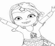 Coloriage et dessins gratuit Bebe Lilly à imprimer à imprimer