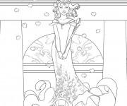 Coloriage et dessins gratuit Le monde de Bella Sara à imprimer