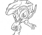 Coloriage Ben 10 Alien Force gratuit