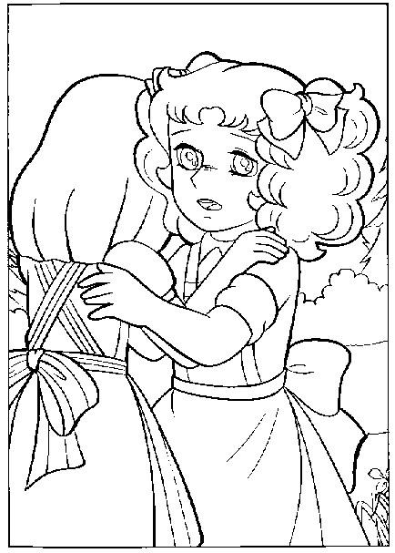Coloriage candy et annie dessin gratuit imprimer - Scoubidou en dessin anime ...