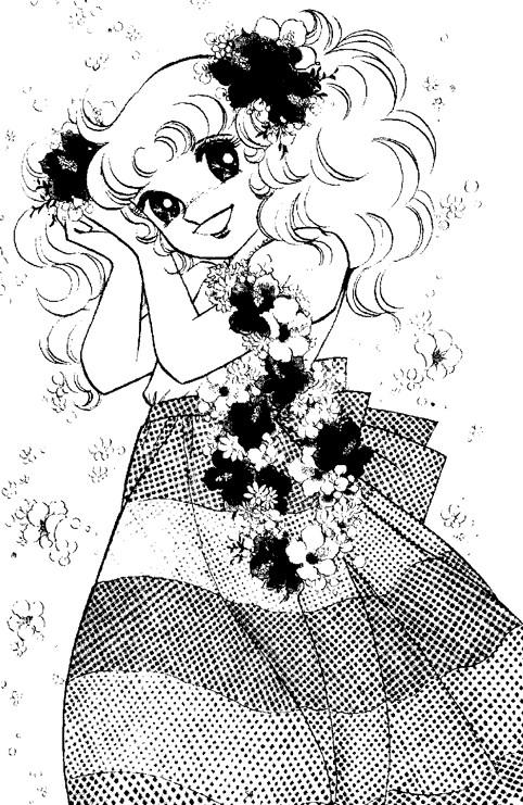 Coloriage et dessins gratuits Le dessin animé Candy à imprimer