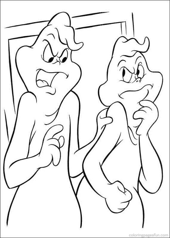 Coloriage et dessins gratuits Casper impression gratuite en ligne à imprimer