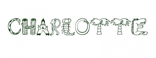 Coloriage et dessins gratuits Charlotte aux fraises en ligne à imprimer