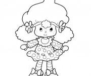 Coloriage et dessins gratuit Charlotte pour enfant à imprimer