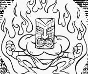 Coloriage et dessins gratuit Dexter en ligne à imprimer