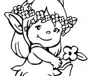 Coloriage dessin  Didou 9