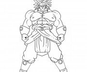 Coloriage Dragon Ball Z 1