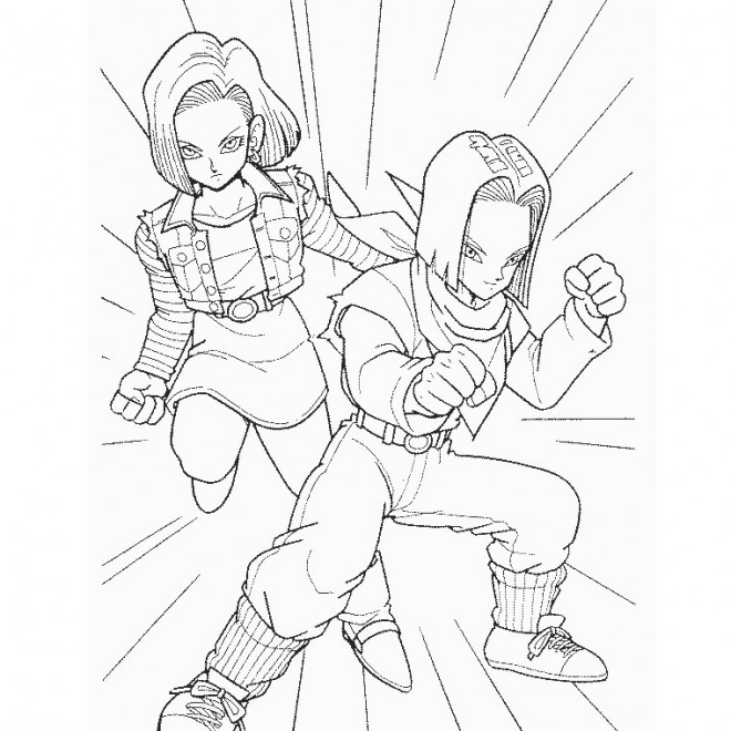 Coloriage dragon ball z super en ligne dessin gratuit - Dessin de dragon ball za imprimer ...