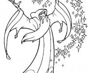 Coloriage dessin  Excalibur 3