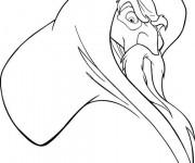 Coloriage et dessins gratuit Excalibur Quête De Camelot à imprimer