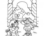 Coloriage et dessins gratuit Fraisinette coloriage imprimer à imprimer