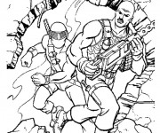 Coloriage dessin  GI-Joe 15