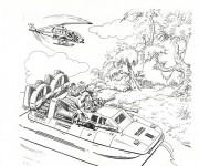 Coloriage dessin  GI-Joe 17