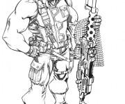 Coloriage dessin  GI-Joe 5