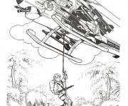 Coloriage dessin  GI-Joe 7