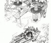 Coloriage et dessins gratuit GI-Joe à télécharger gratuitement à imprimer
